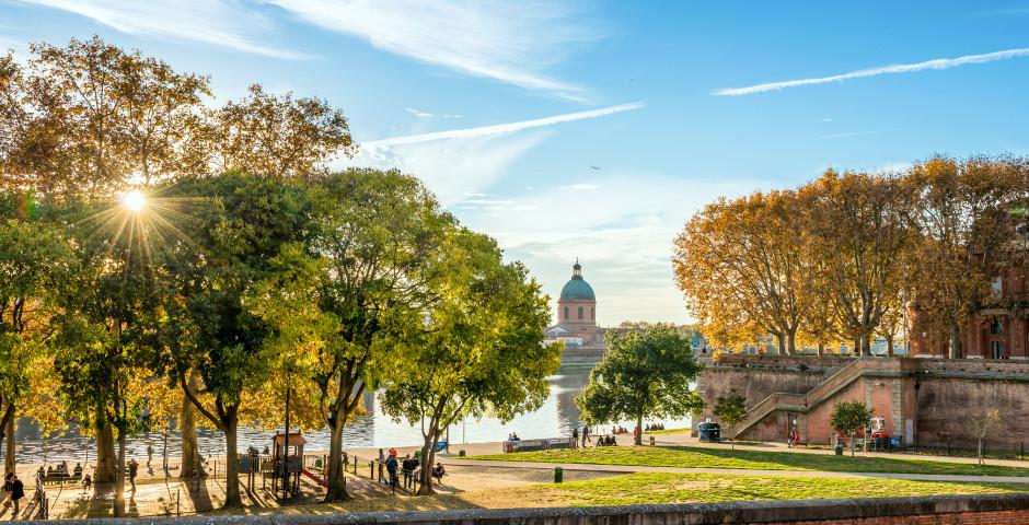 Daurade pier - Toulouse