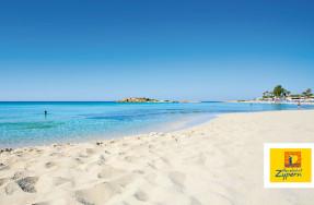 Badestrand auf Zypern