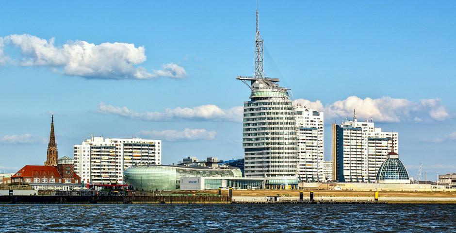 Skyline de Bremerhaven