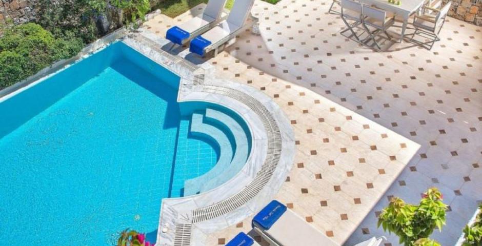 Elounda Gulf Villas 2Bed. Pr. Pool SV
