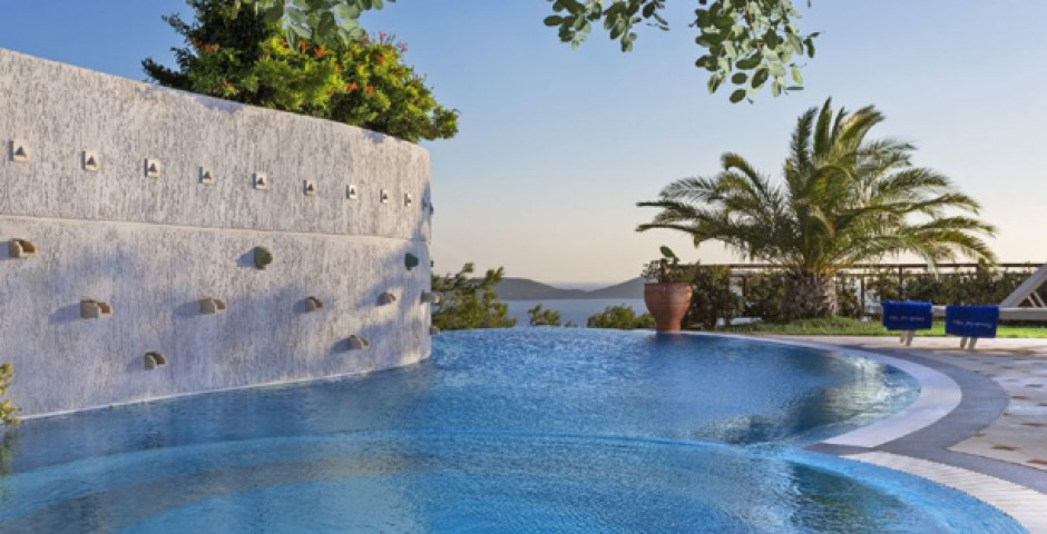 Elounda Gulf Villa Aegean Private Pool