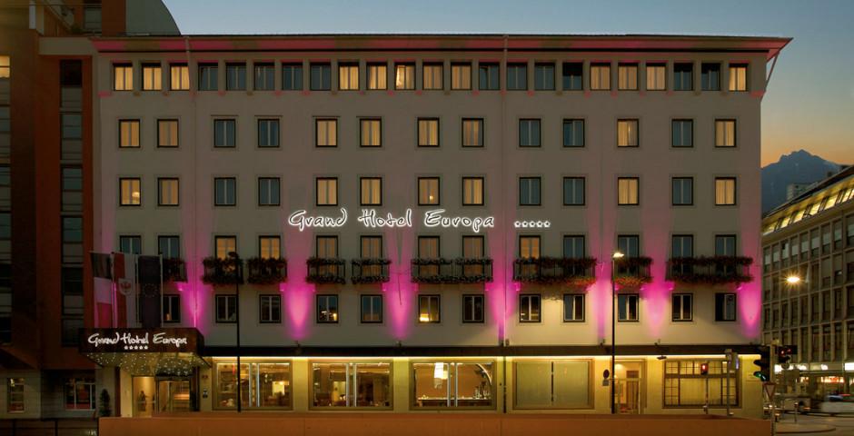 Grand Hôtel Europa