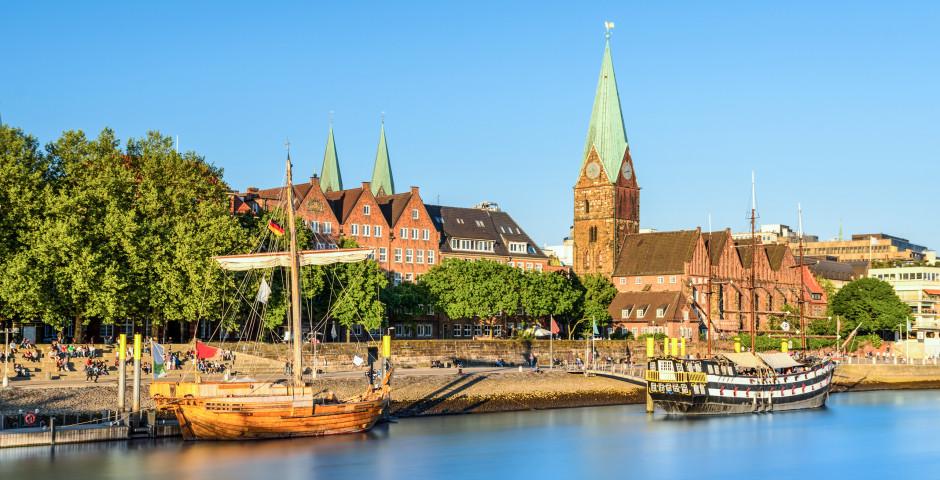 Schlachte - Bremen