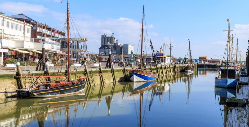 Hafen - Büsum
