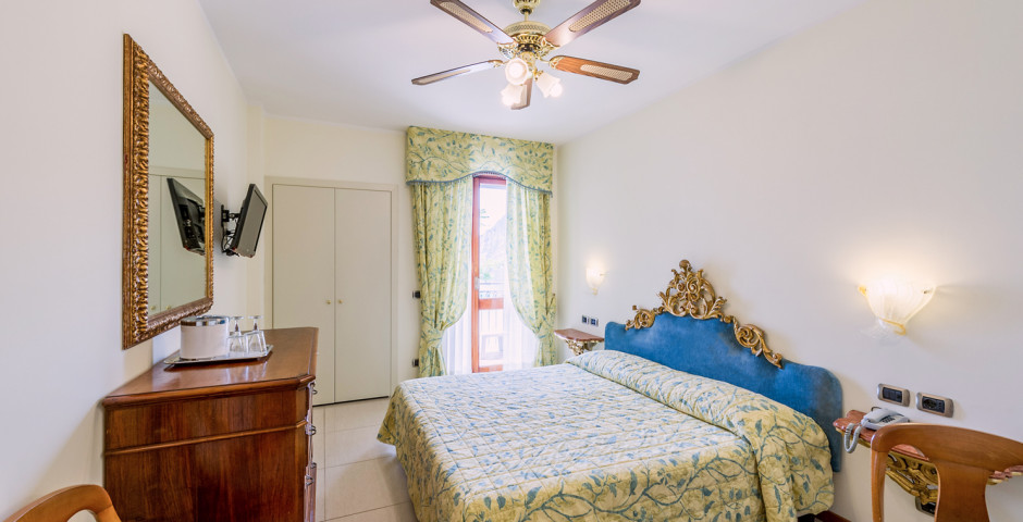 Doppelzimmer - Hotel Porto Roca