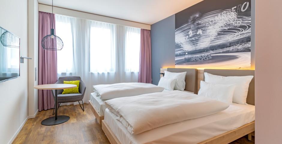 Doppelzimmer - roomz Vienna Prater