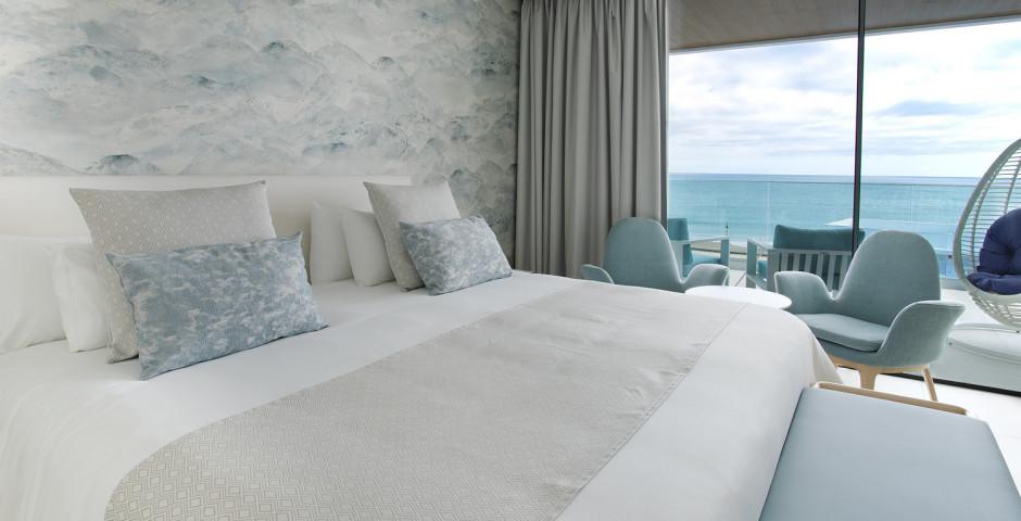 Doppelzimmer - Hotel Lava Beach