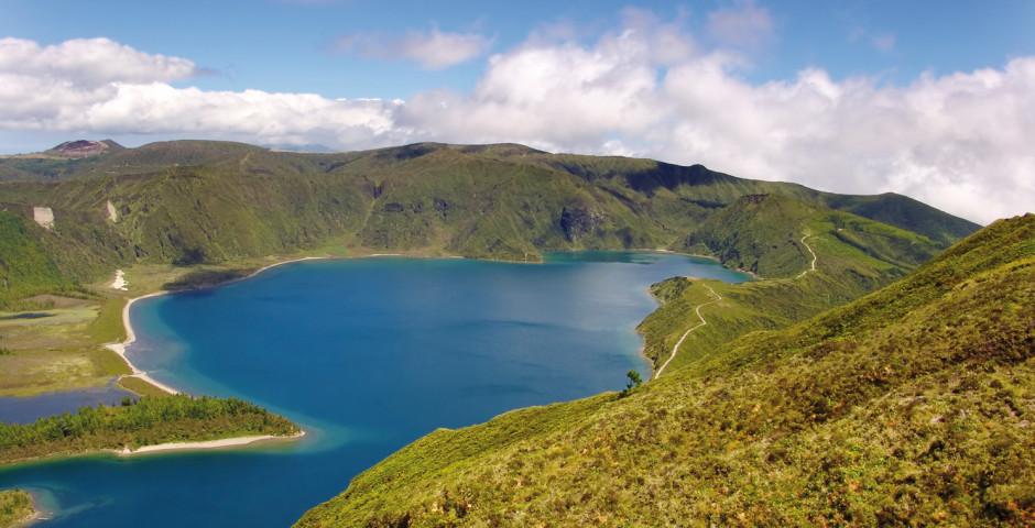 São Miguel - Inselhüpfen Azoren