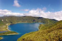 Sauts d'île en île aux Açores