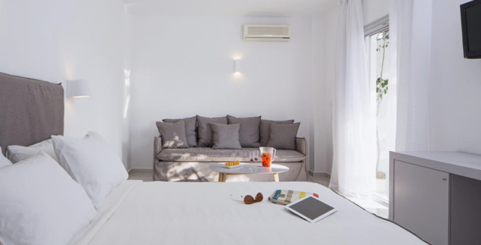 Junior Suite - Dionysos Seaside Resort