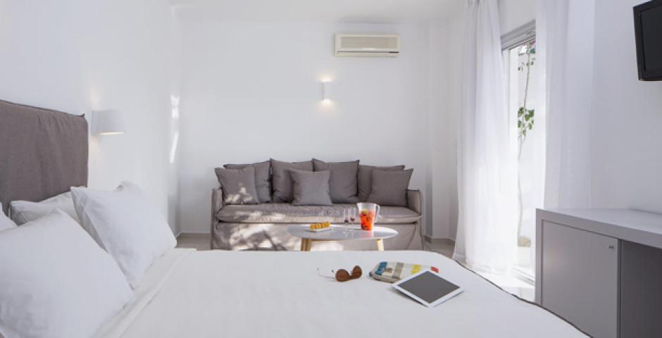 Suite Junior - Dionysos Seaside Resort