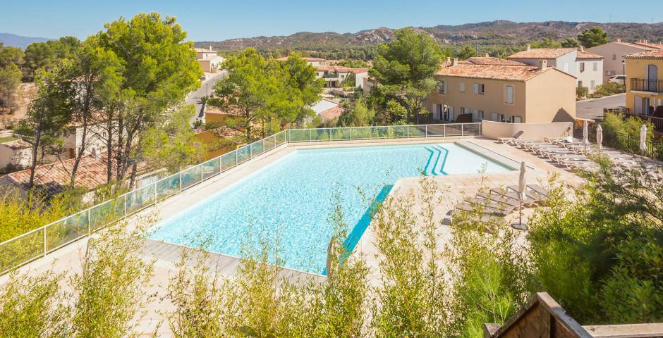 Village de vacances P & V «Pont-Royal en Provence» - maisons