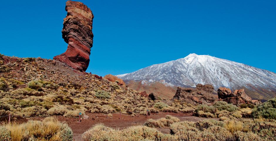 Pico del Teide - Kanaren Duo: Teneriffa und La Gomera