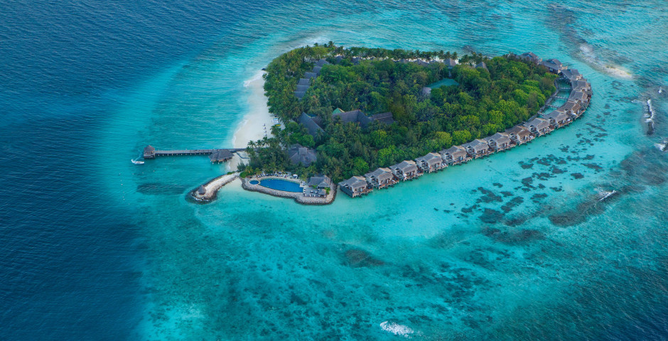 Vivanta by Taj - Coral Reef Maldives