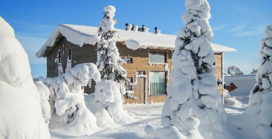 Maison en bois Fjelltop