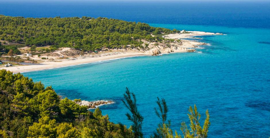 Le nord authentique de la Grèce