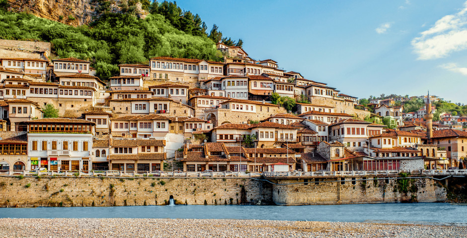 La ville historique de Berat - Albanie
