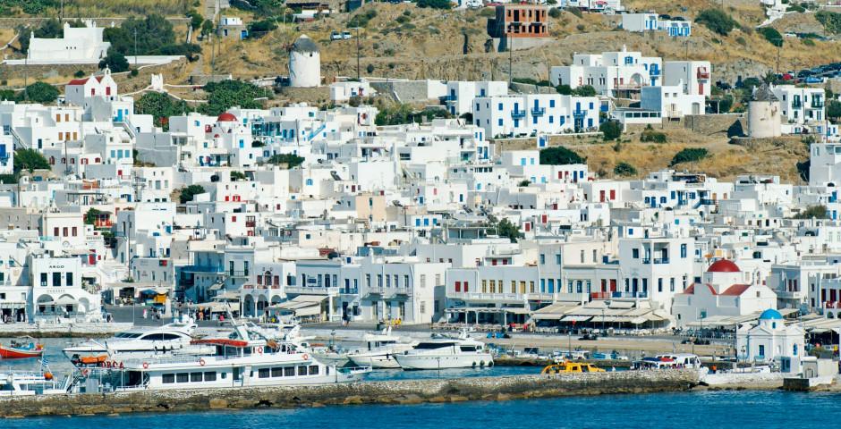 Mykonos–Paros–Santorini