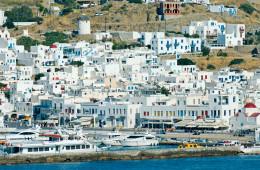 Mykonos–Paros–Santorin