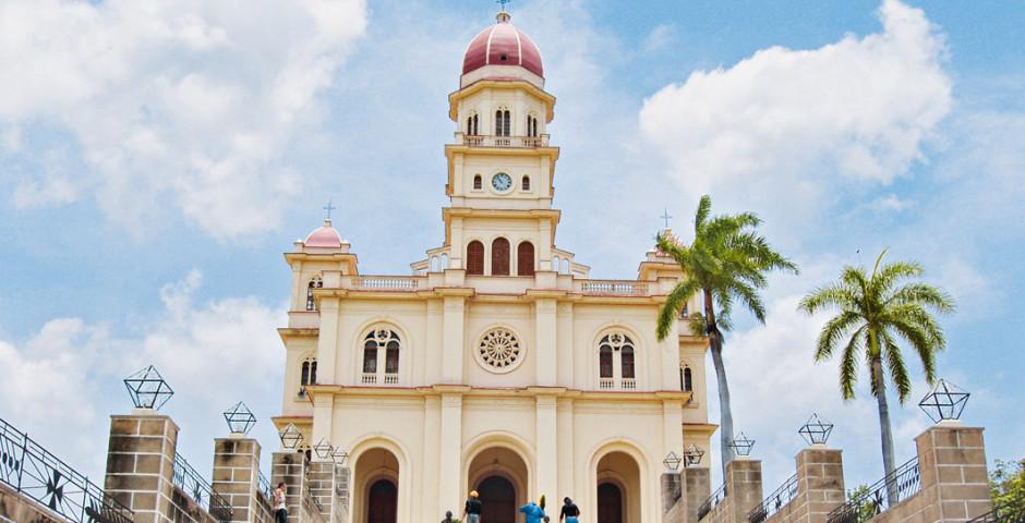 Basílica de Nuestra Señora del Cobre - Santiago de Cuba