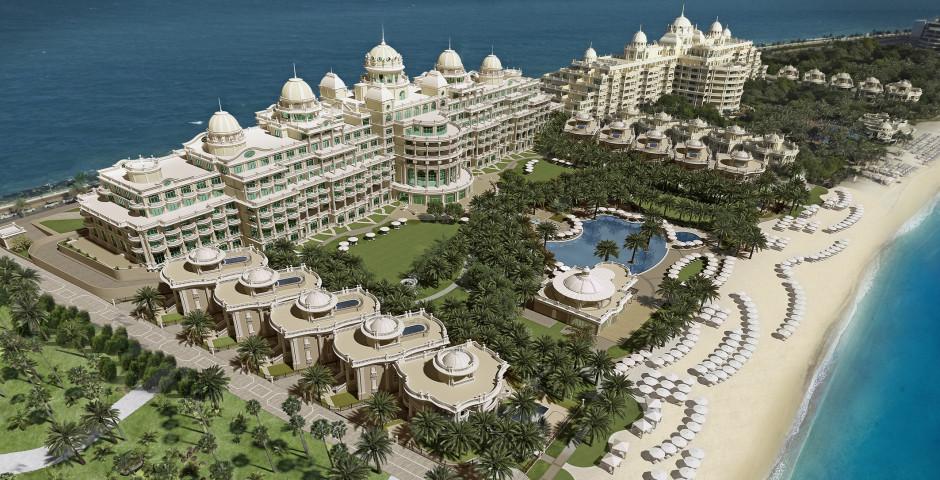 Emerald Palace Kempinski Palm Jumeirah