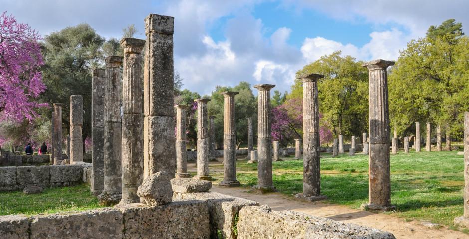 Rundreise Athen und Peloponnes – 6 Nächte