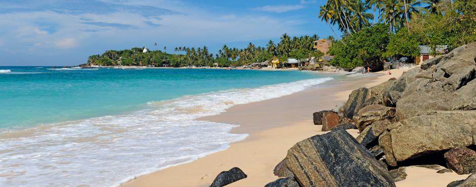 Südküste Sri Lanka
