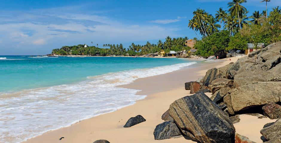 Côte australe Sri Lanka