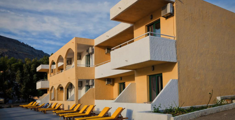 Anthi Maria Beach Apartments