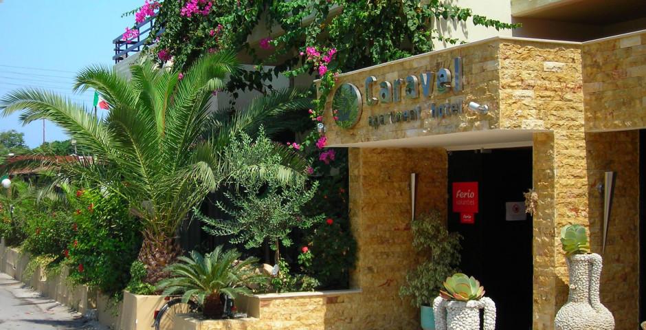 Caravel Apartement hôtel