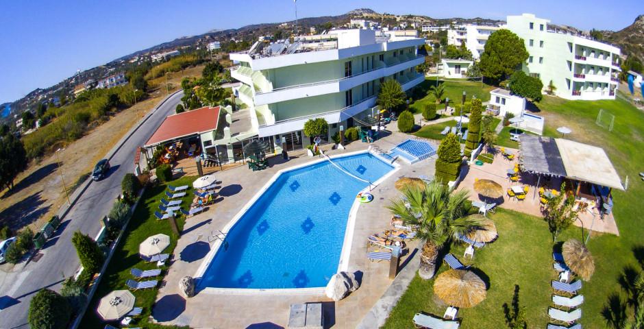 Stamos Hôtel Rhodos
