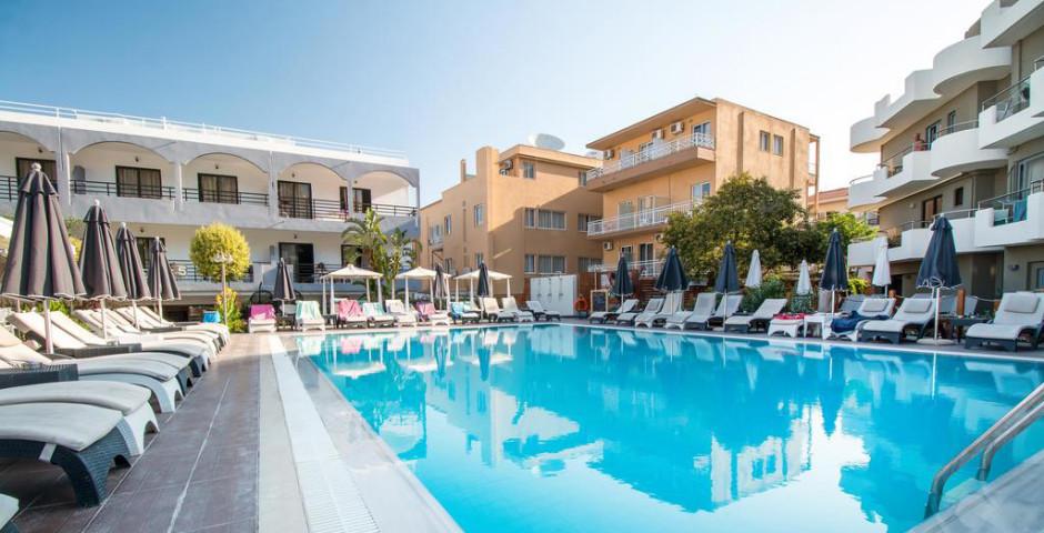 Sunny Days Hôtel Apartments