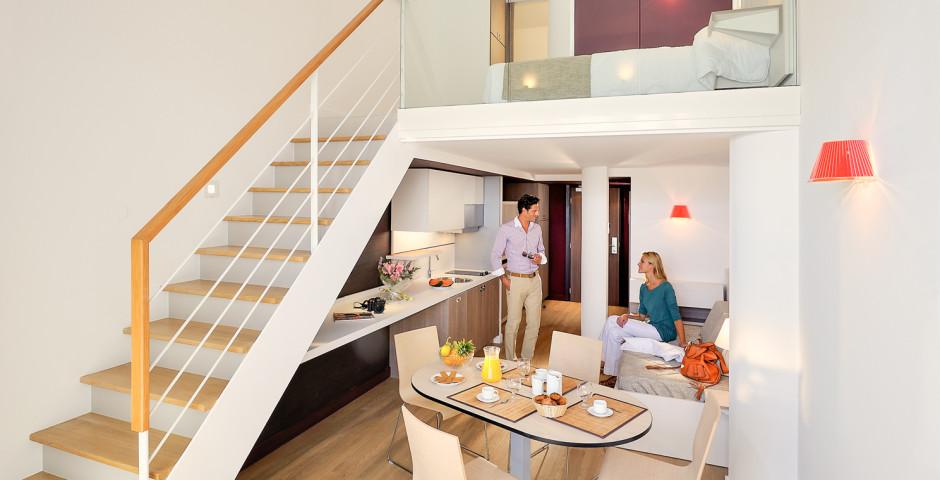Appartement Duplex - Residéal Premium Cannes