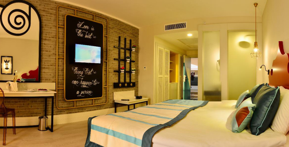 Seaden Side Valentine Hotel and Spa