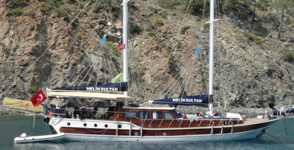 Schiffsrundreise Blaue Reise
