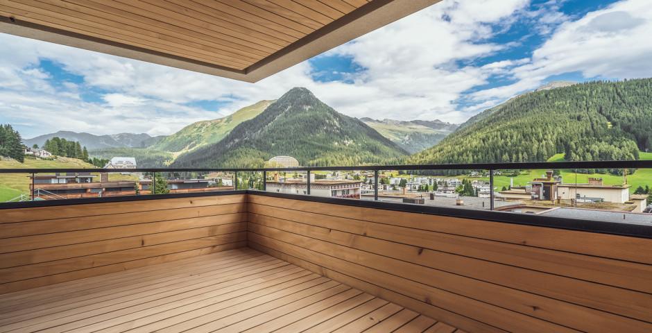 Parsenn Resort Davos -  Sommer inkl. Bergbahnen