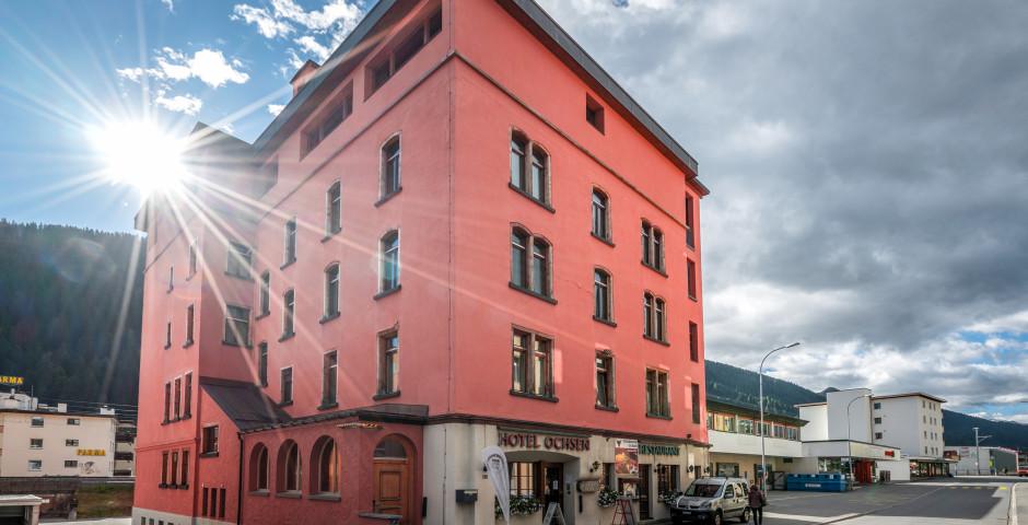 Hotel Ochsen - Sommer inkl. Bergbahnen*