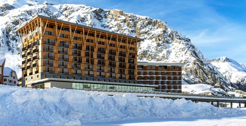 Radisson Blu Hotel Reussen, Andermatt - Skipauschale