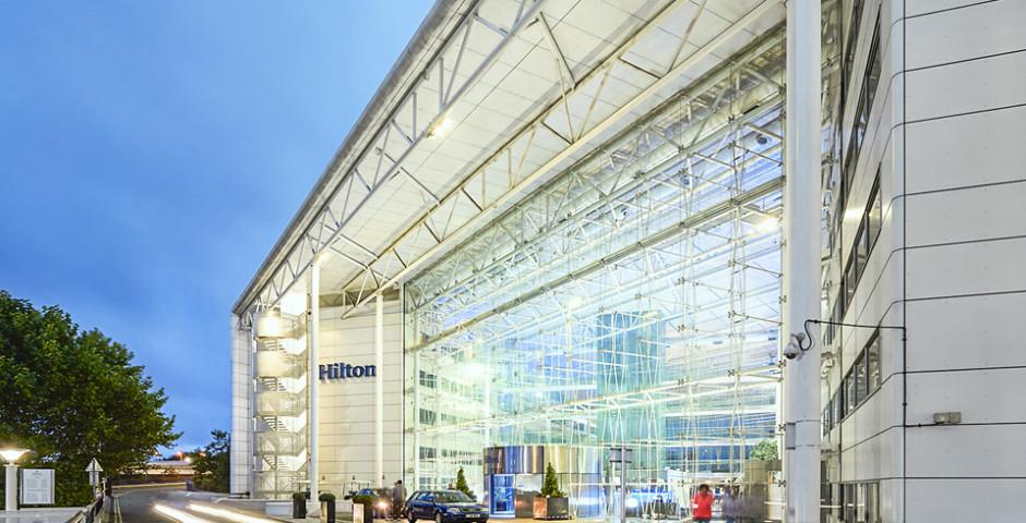 Hilton London Heathrow Airport T4