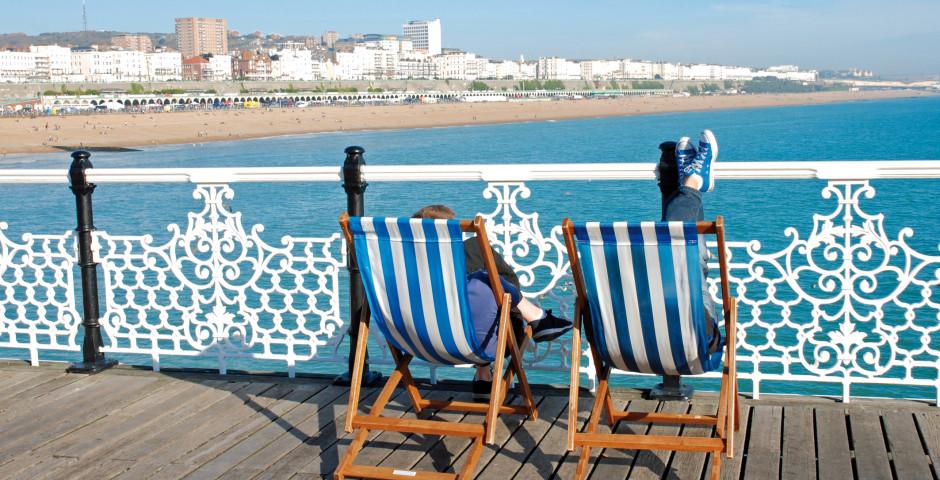 Brighton Palace Pier - Brighton & Umgebung