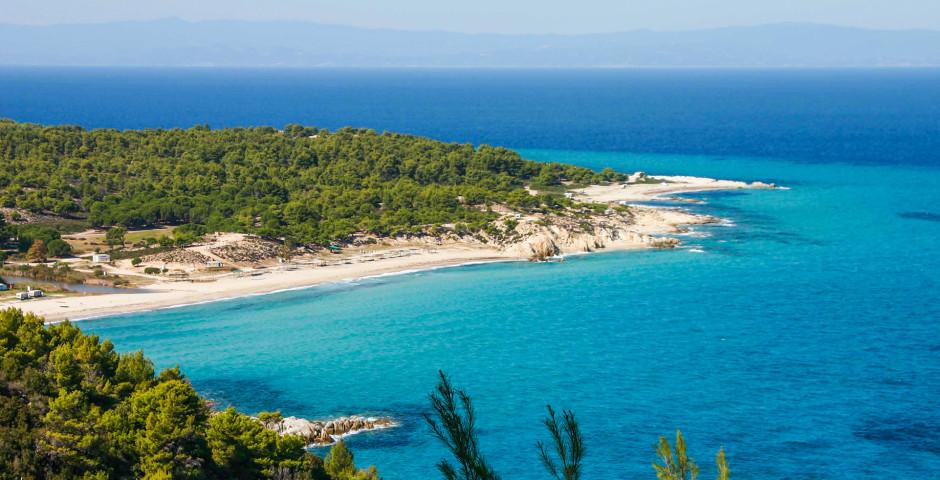 Griechenlands ursprünglicher Norden