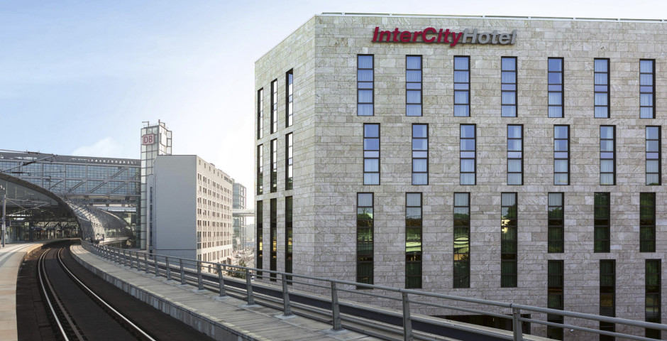 InterCity Hotel Berlin Hauptbahnhof
