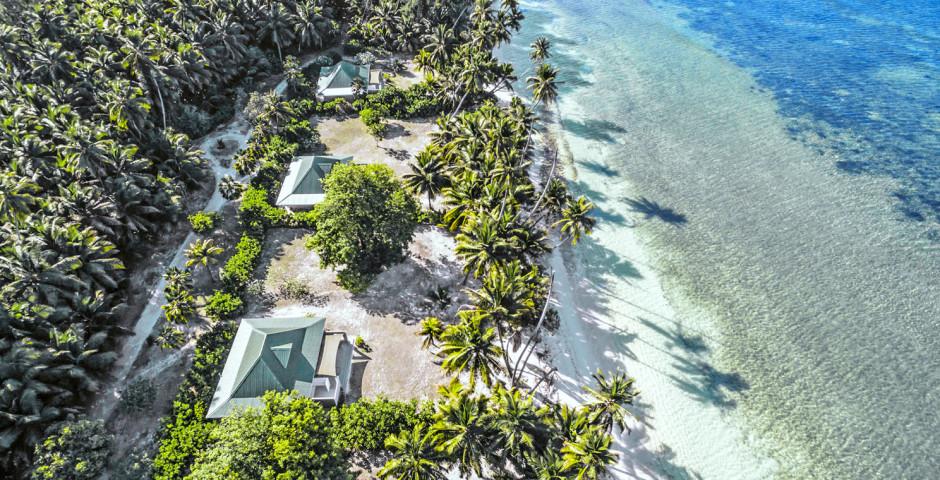 Beach Suiten - Alphonse Island by Blue Safari Seychelles