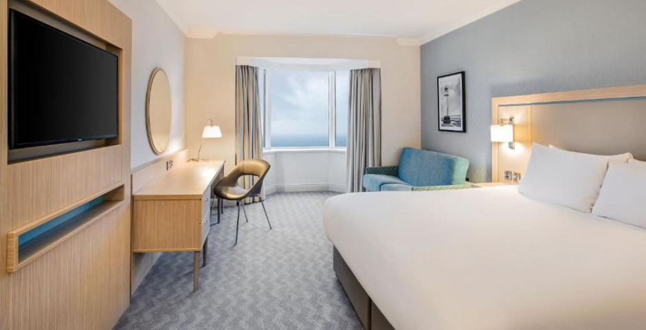 Zimmer - Jurys Inn Brighton Waterfront
