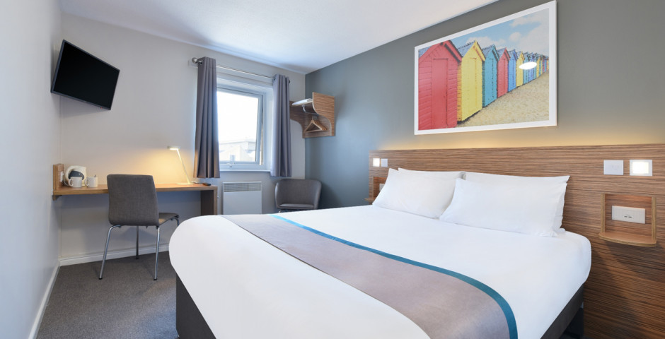 chambres - Travelodge Brighton Seafront*