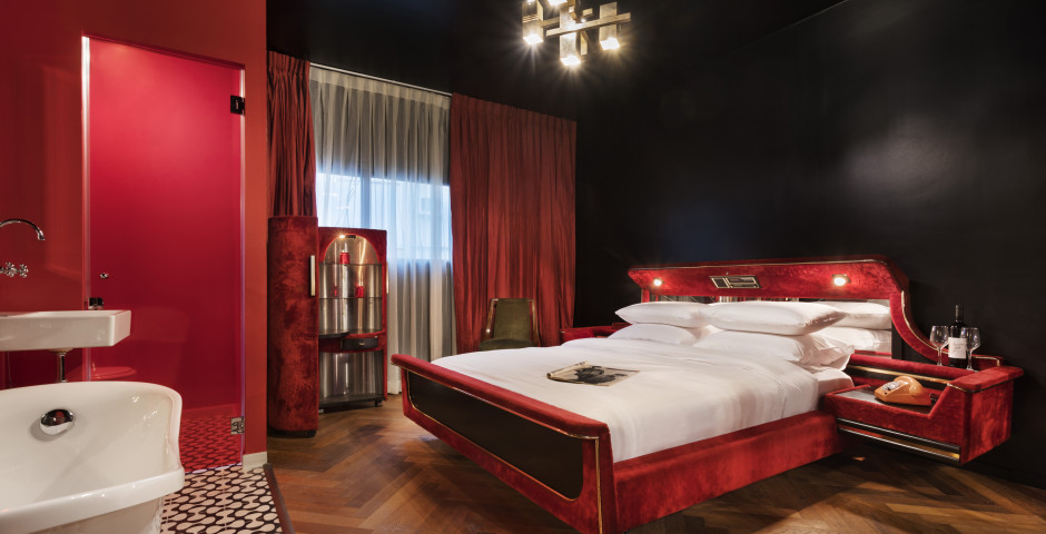 Chambre - Dave TLV by Brown Hotels