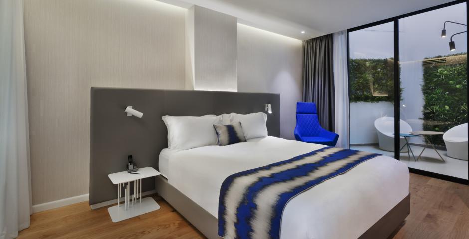 Zimmer - Ultra Tel Aviv Boutique Hotel