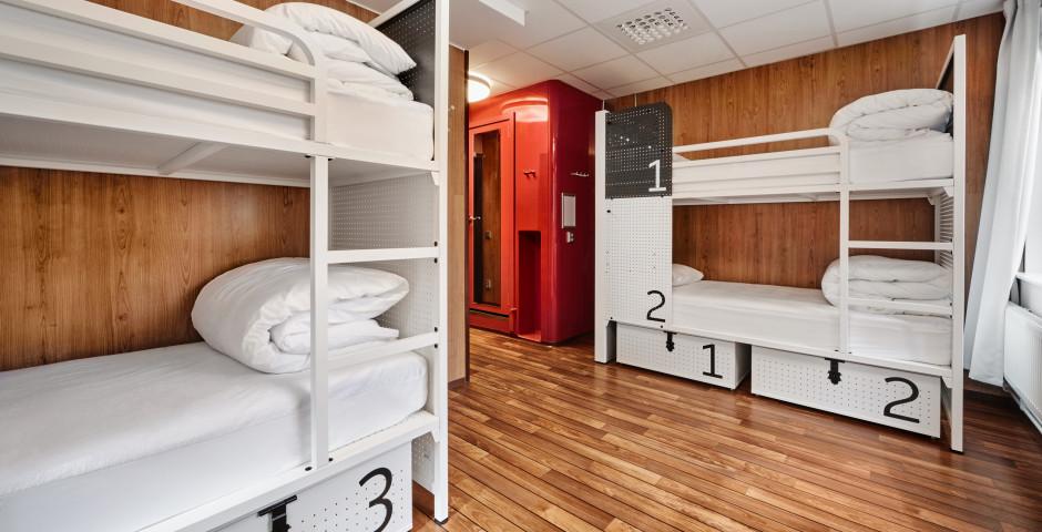 Zimmer - Generator Hostel Stockholm