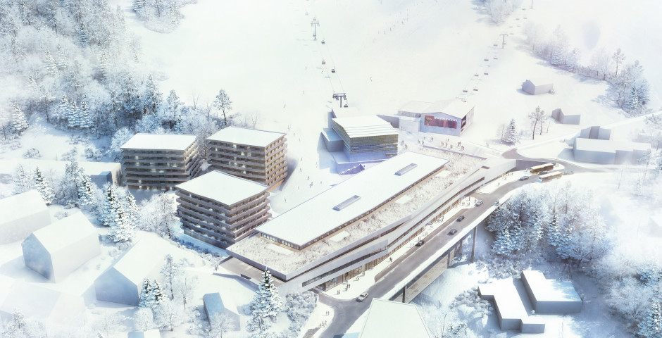The Hide Hotel Flims, forfait ski