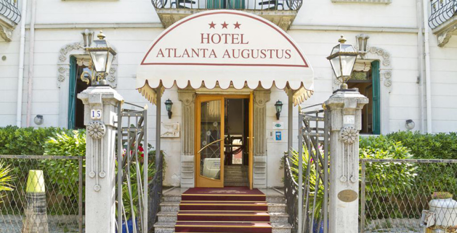 Hotel Atlanta Augustus, Lido